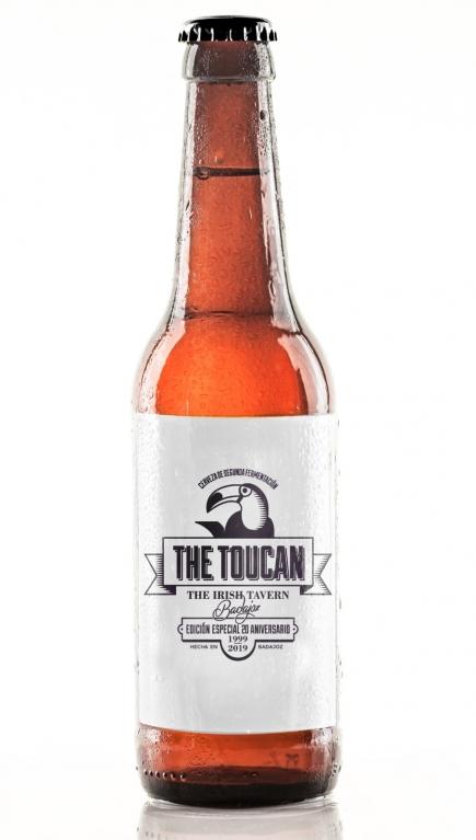 Caja 24 uds The Toucan (confinamiento)