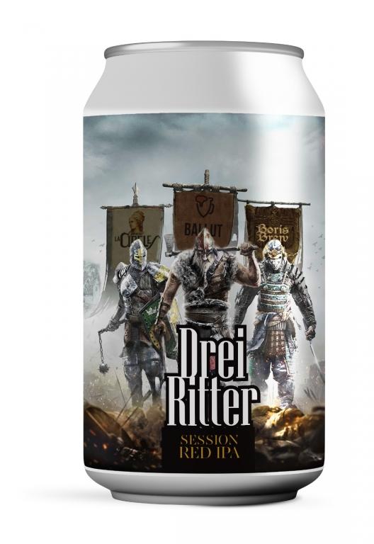 Drei Ritter lata 44cl
