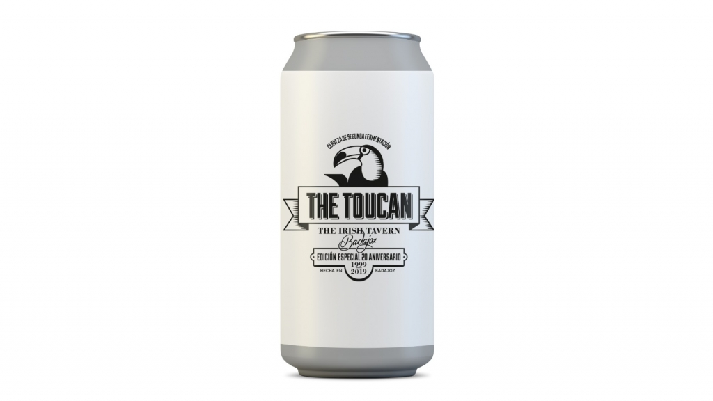 The Toucan lata 44cl